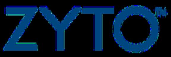 Text Image: Zyto Logo