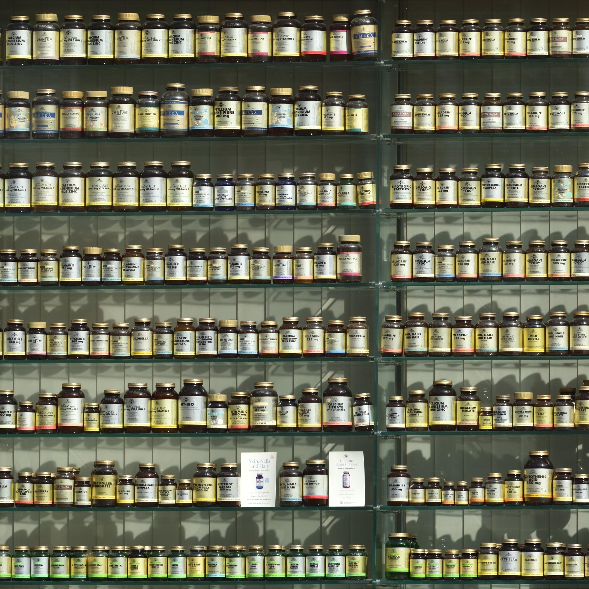 Supplement Options